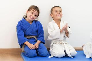 Saiba tudo sobre o Jiu-Jitsu Infantil