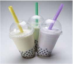 ... know boba tea also known as bubble tea or pearl milk is a drink made