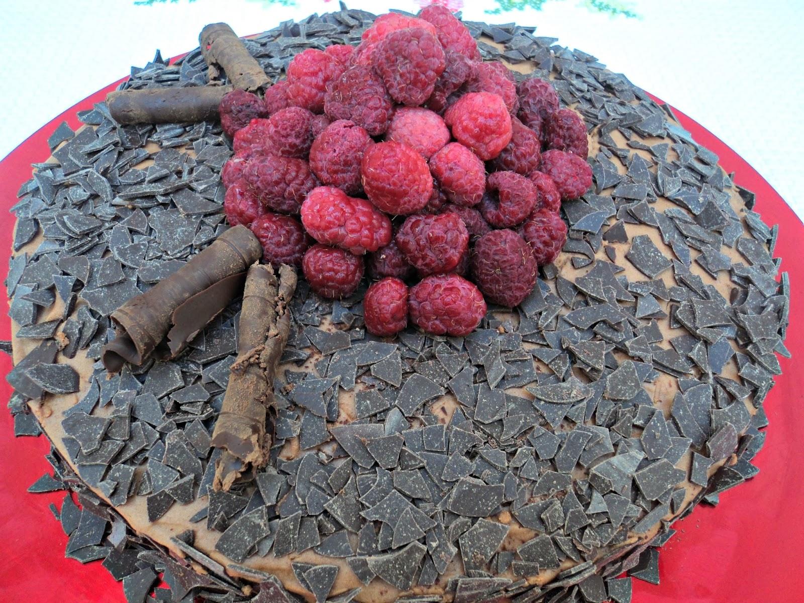 receta casera tarta, Sava, cumpleaños, chocolate