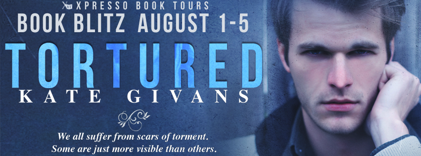 Book Blitz: Tortured by Kate Givans