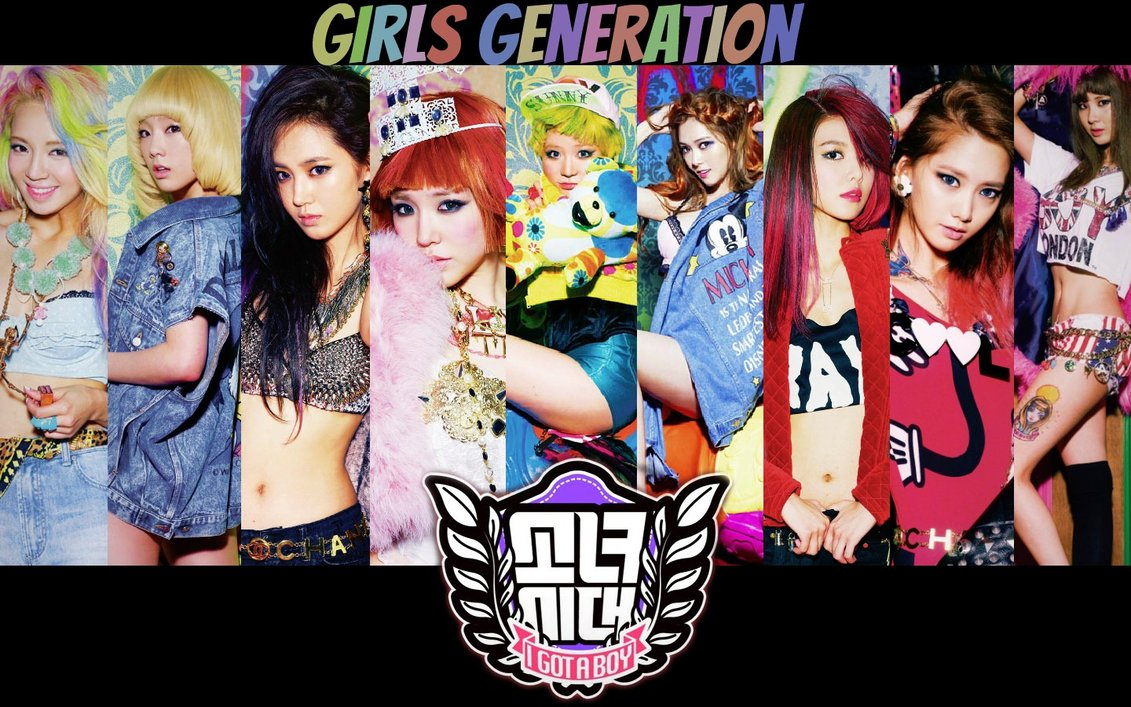 Girls Generation 소녀시대 I GOT A BOY MV - YouTube