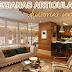 Venezianas articuladas/shutters - divisórias versáteis para ambientes integrados!