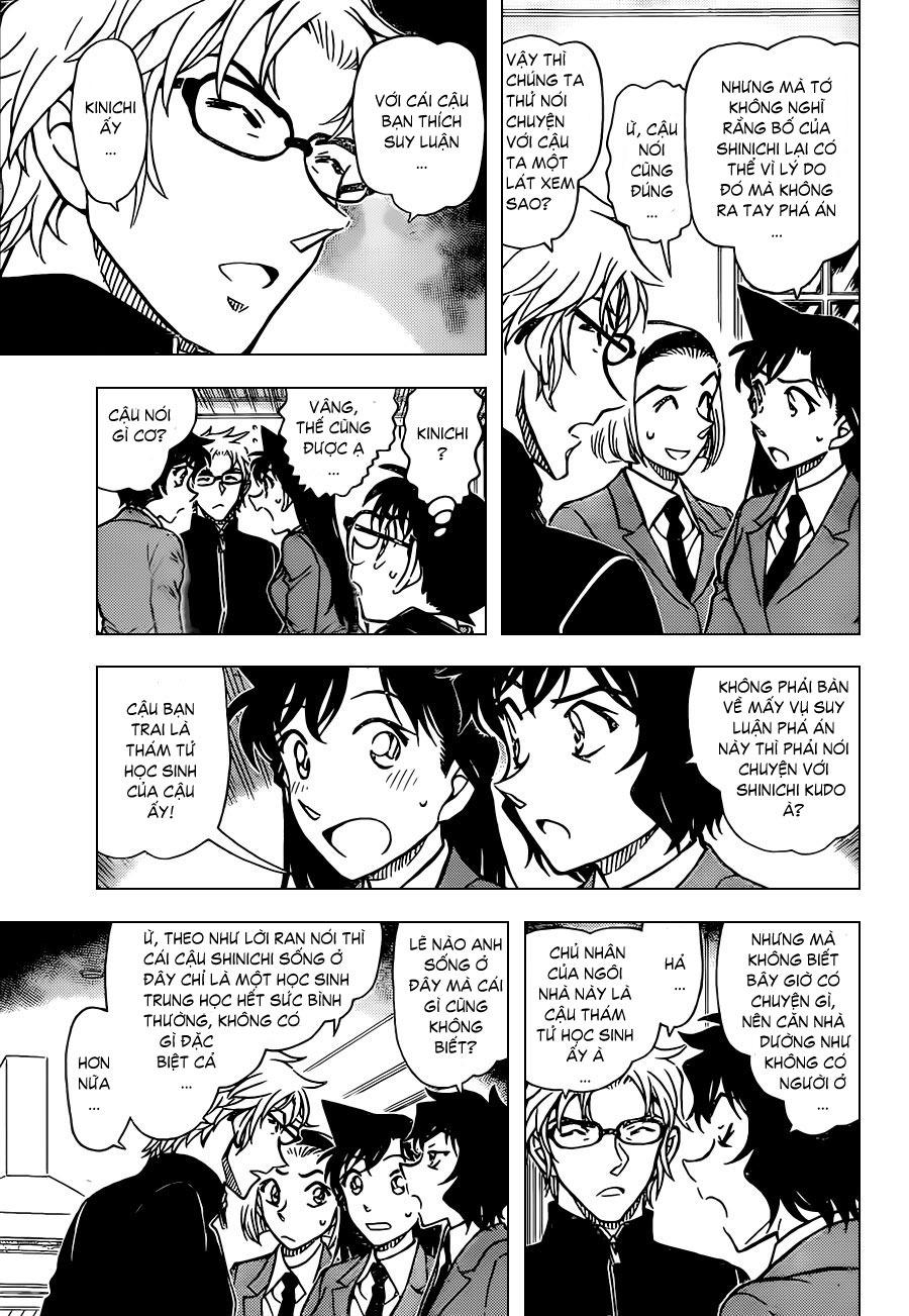 Thám Tử Lừng Danh Conan - Chapter 813 - Pic 13