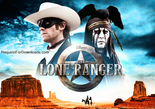 THE LONE RANGER (2013) UNCUT ORIGINAL BLURAY RIP 720P HD WITH ORIGINAL 5.1 CHANNEL DOLBY DIGITAL SURROUNDING SOUND EXCLUSIVLY AVAILABLE ON REQUESTFORDOWNLOADS.COM