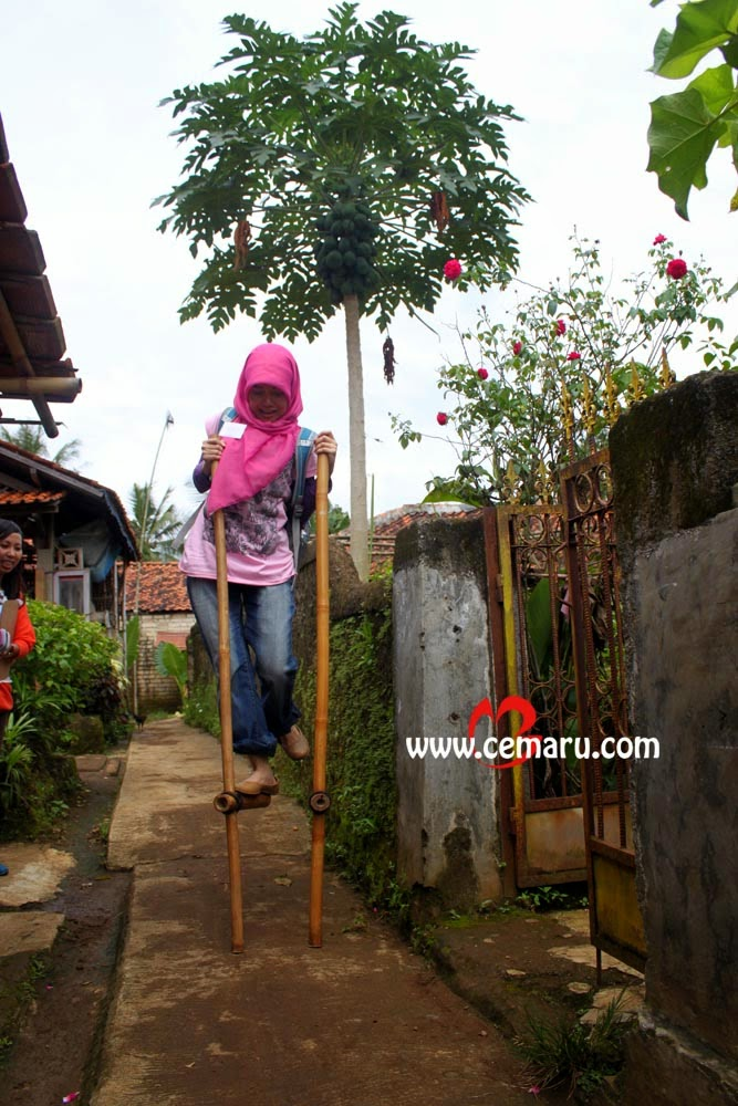 Cinangneng Traditional Tourism Village