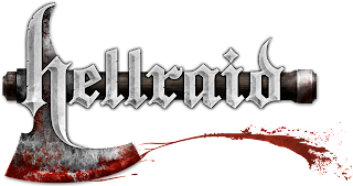 hellraid logo Hellraid (Multi Platform)   Logo, Screenshots, & Developer Q & A