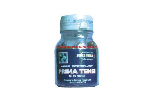 Prima Tensi (Mengobati Penyakit Darah Tinggi)