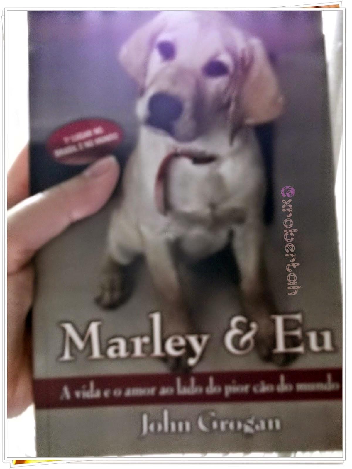 Postagem do livro Marley e Eu