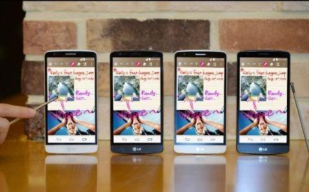 LG G3 Stylus resmi diperkenalkan, versi murah LG G3
