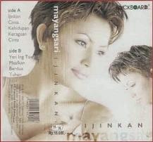 Mayang Sari - Ijinkan (Full Album 2000)
