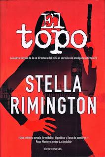 Portada del Topo Stella Rimington