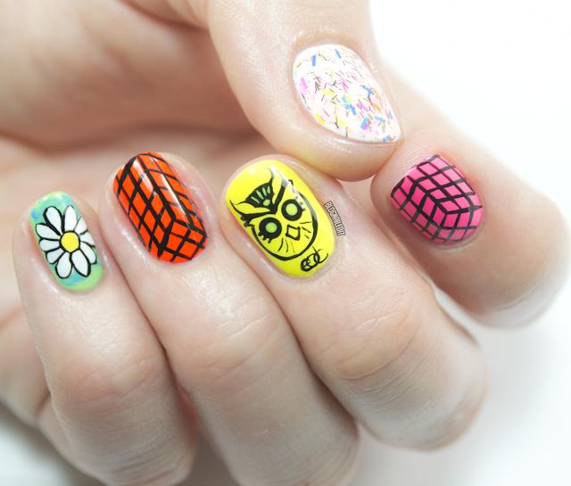 EDC 2016 Nails
