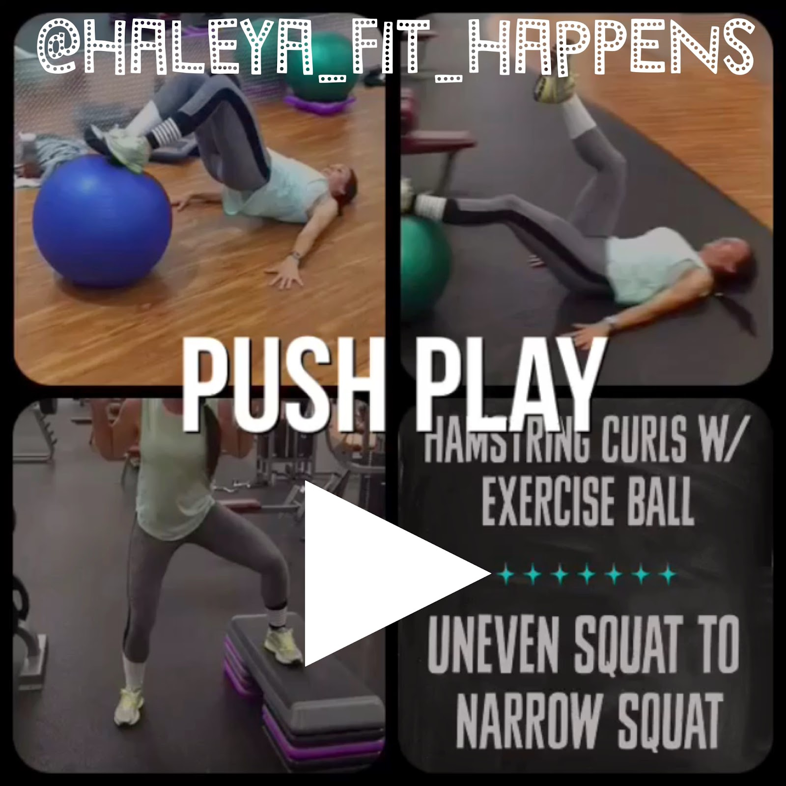 Fit Happens Hamstrings And Glutes