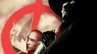 V for Vendetta Nathalie Portman HD Wallpaper
