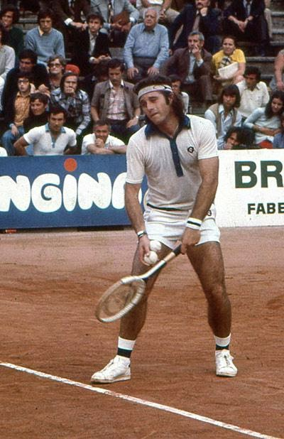 GUILLERMO VILAS 1975 Made in Argentina