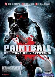 Trò Tập Trận - Paintball