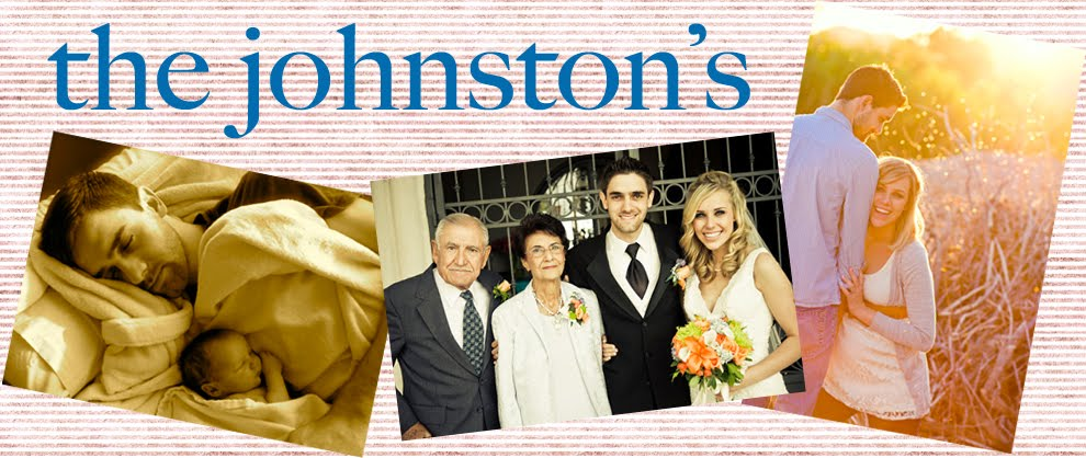 The Johnston&#39;s