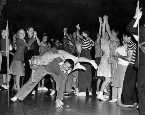 1950s Dancing #swing #dancing #50s #lindy #hop #1950s #vintage