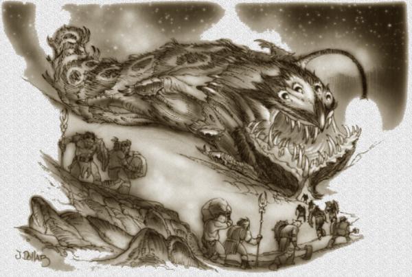 Calidar Gron Leviathan