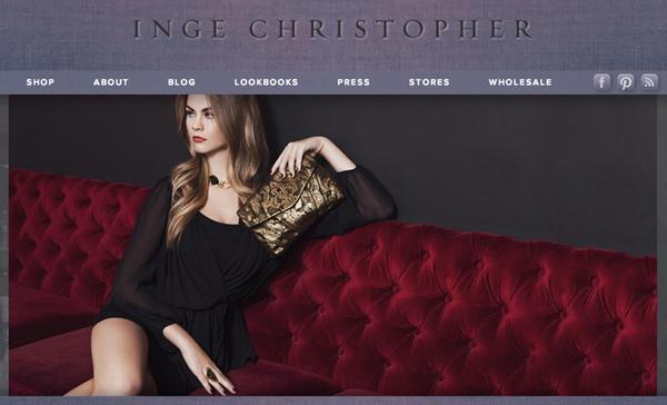 Lyndsie Moore - Inge Christopher - Cast Images