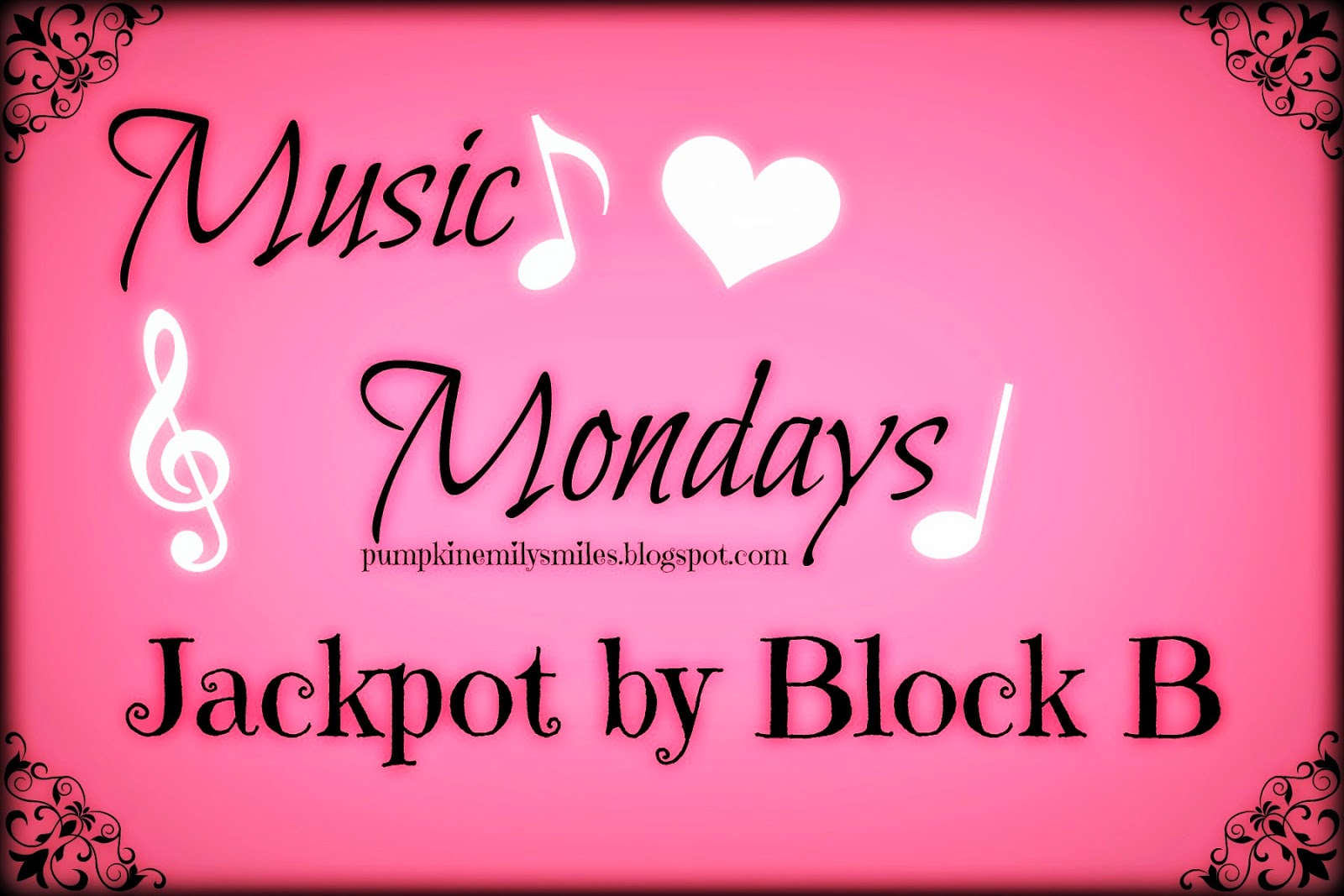 Music Mondays Jackpot by Block B