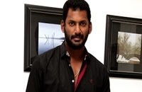 Vishal decides not to have audio launches here after