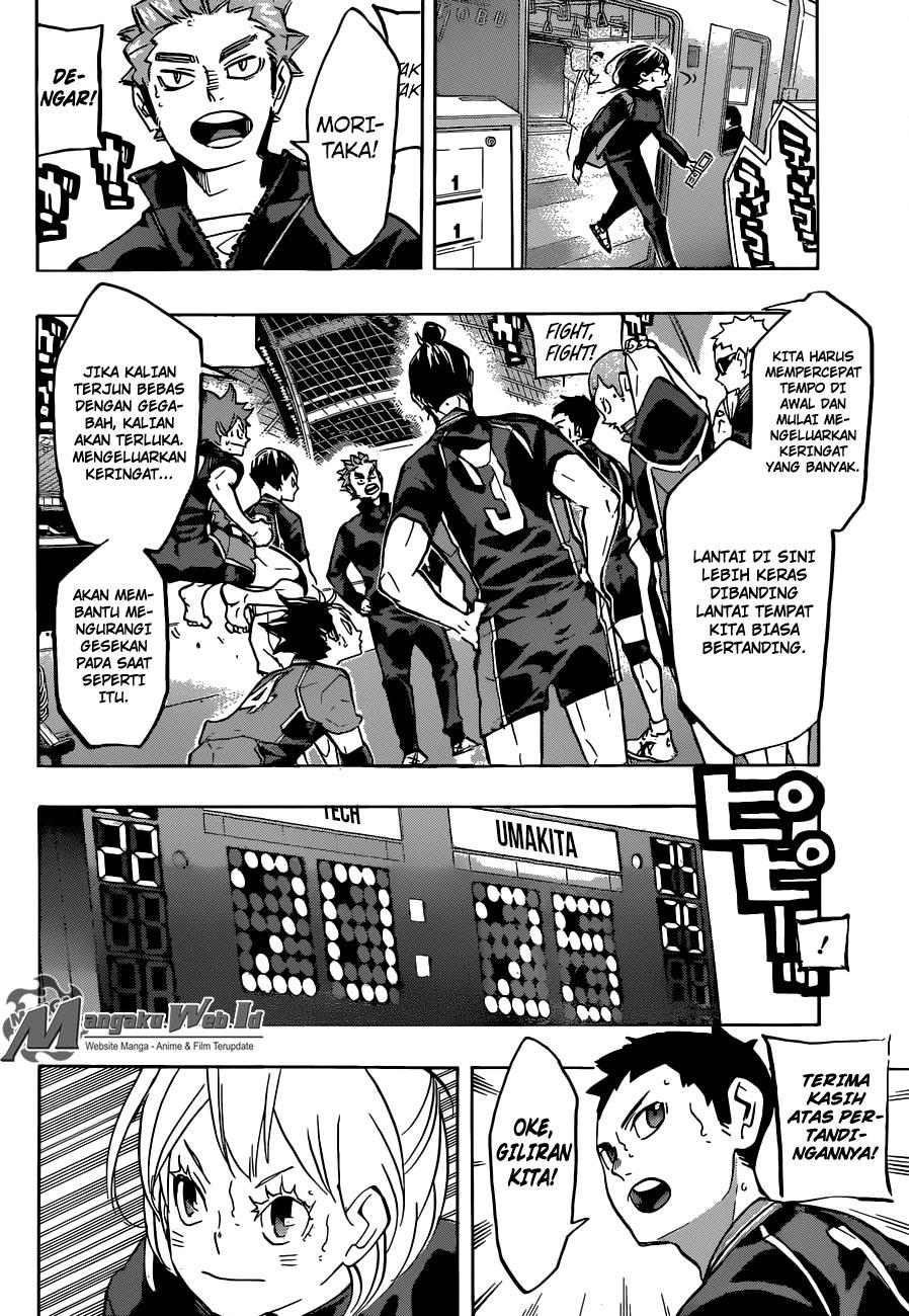 Haikyuu!! Chapter 232-8