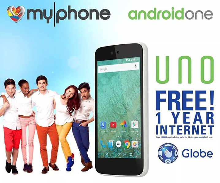 MyPhone UNO Specs, Price and Availability