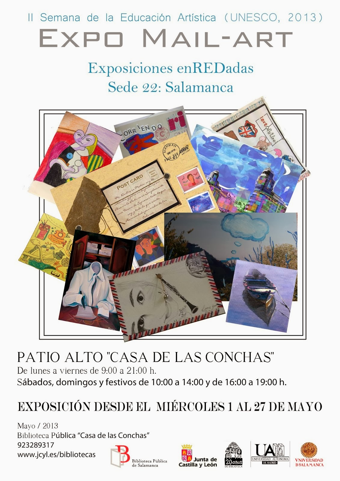 Mail Art Salamanca