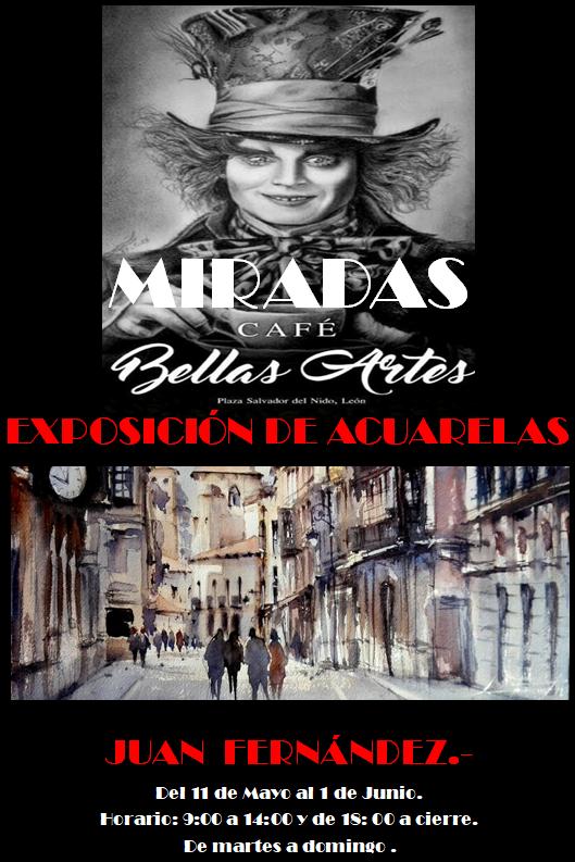 EXPOSICIÓN DE ACUARELAS