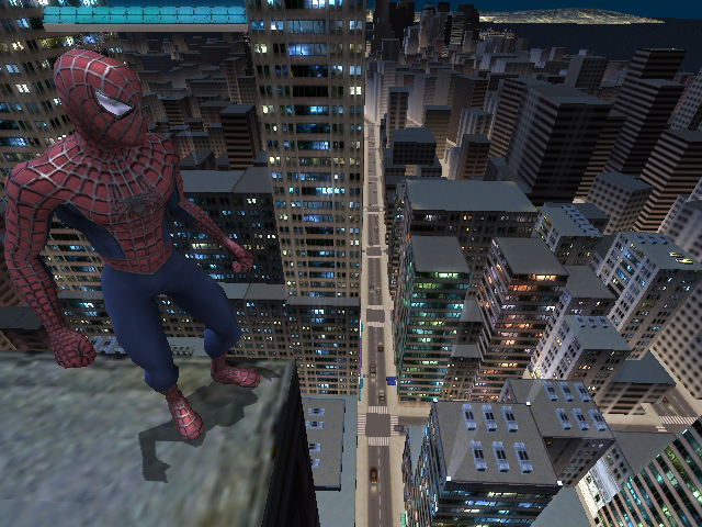 spiderman 2 game pc free