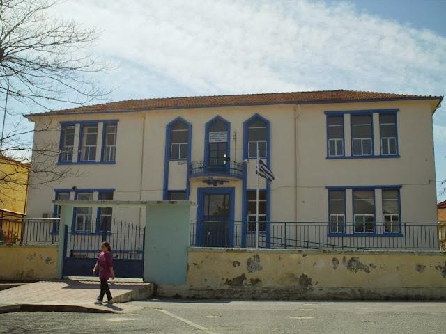Το 4ο Δημοτικό Σχολείο Έδεσσας