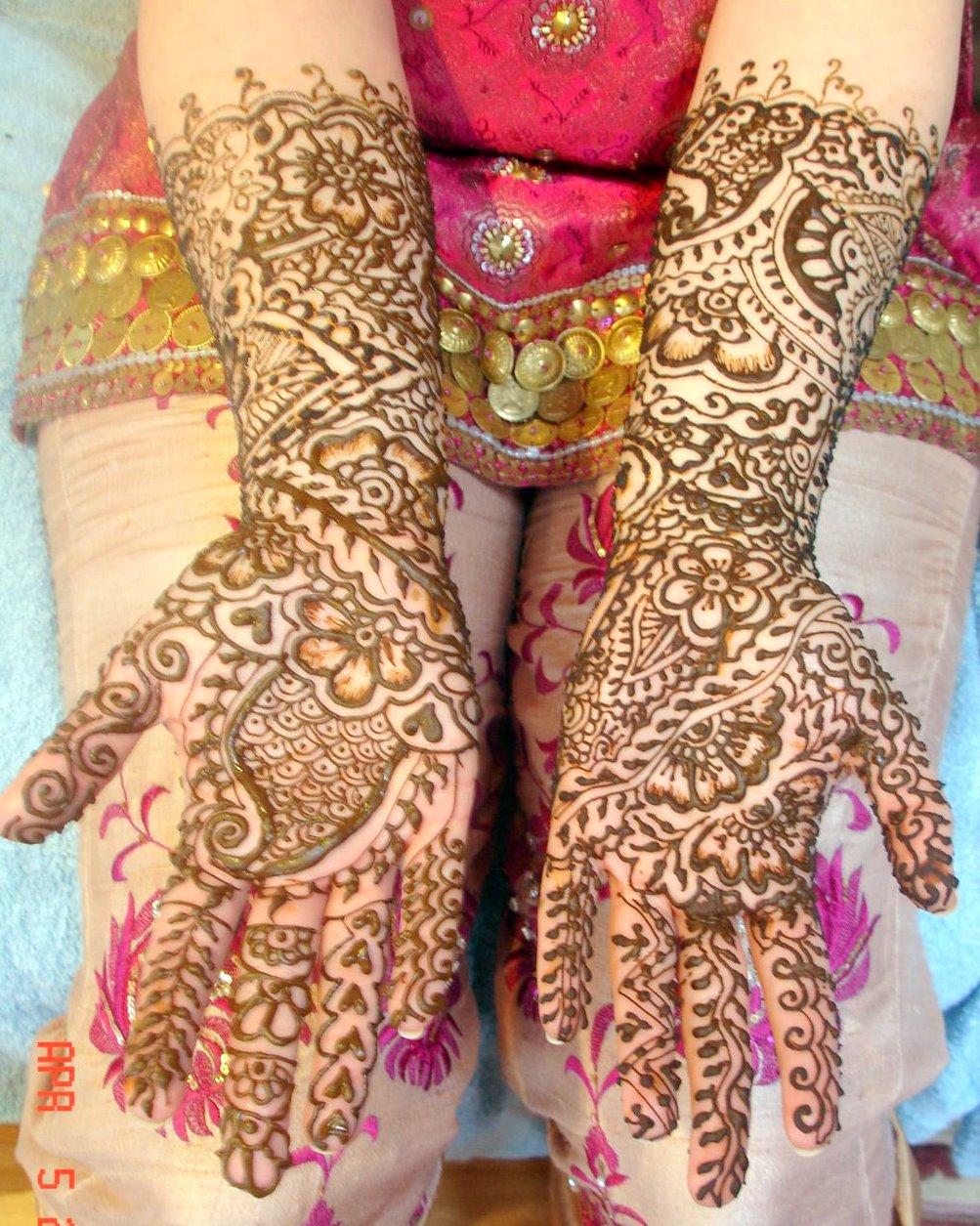 All World Fashion New And Cricket Updates Bridal Mehndi Henna Design