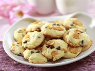 Resep Kue Kering Crispy Cookies