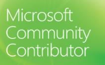 Microsoft Community Contributor