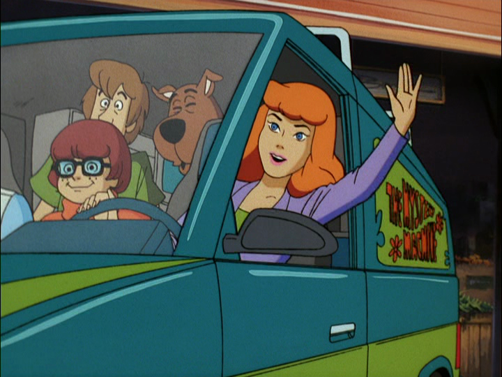 Scooby-Doo e a Caçada Cibernética