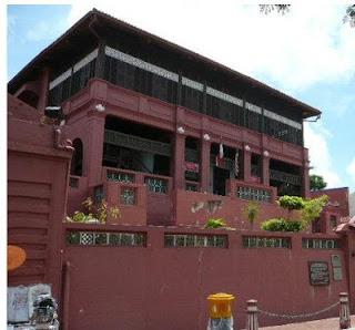 Kesidang Lia homestay di Bandar Melaka