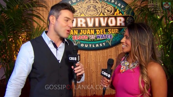 "28-year-old Sri Lankan girl Natalie Anderson wins CBS ""Survivor"""