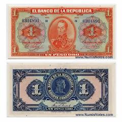 UN PESO 1926