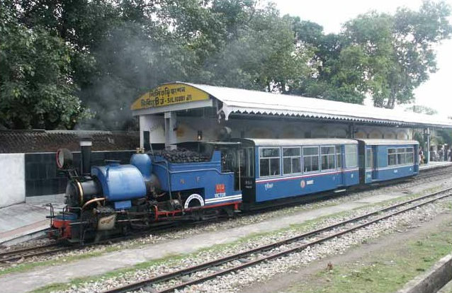 Toy Train of Himalayan Railway