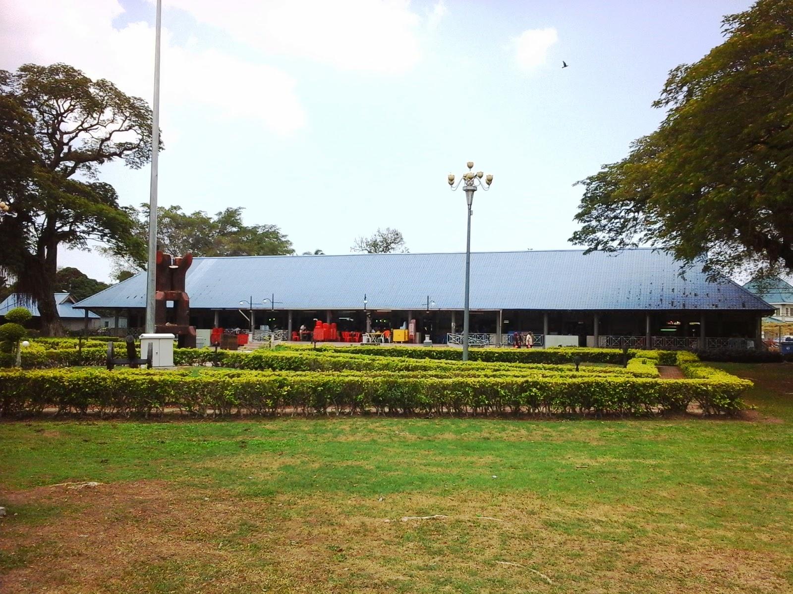 Singgah-singgah Di Tanjung Emas, Muar, Johor