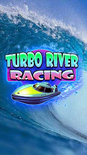 Screenshots of the Turbo river racing for Android tablet, phone.