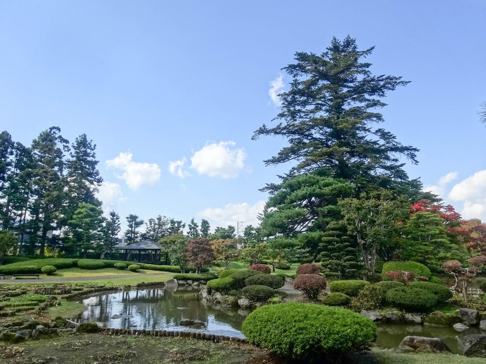 紅葉,藤田記念庭園,弘前,青森〈著作権フリー画像〉Free Stock Photos