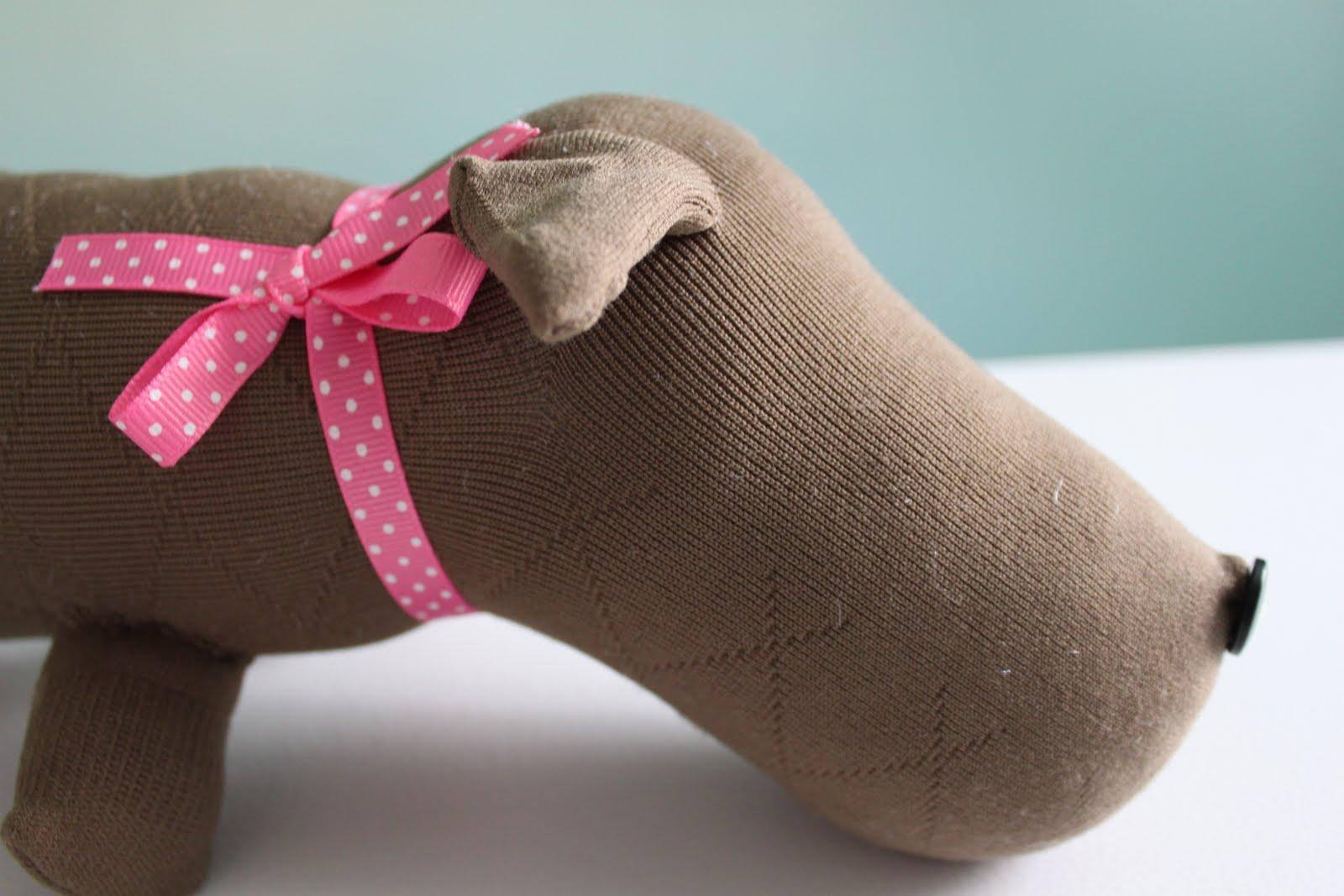 Собачка из носка своими руками: идеи, мастер-класс, видео 98