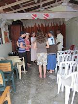 Missionaries Barefoot