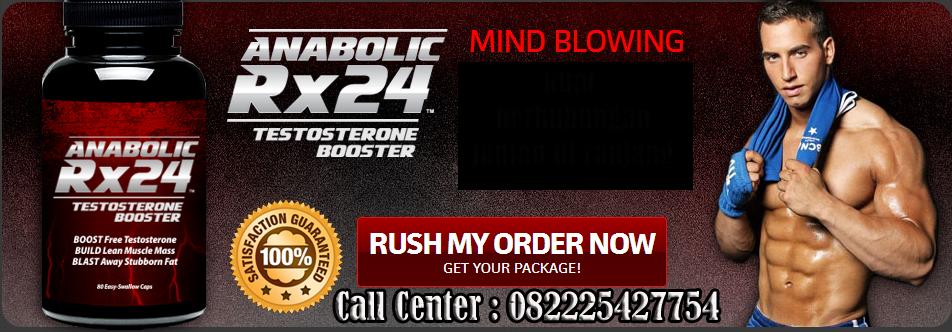 Pembesar Penis Anabolic Rx-24