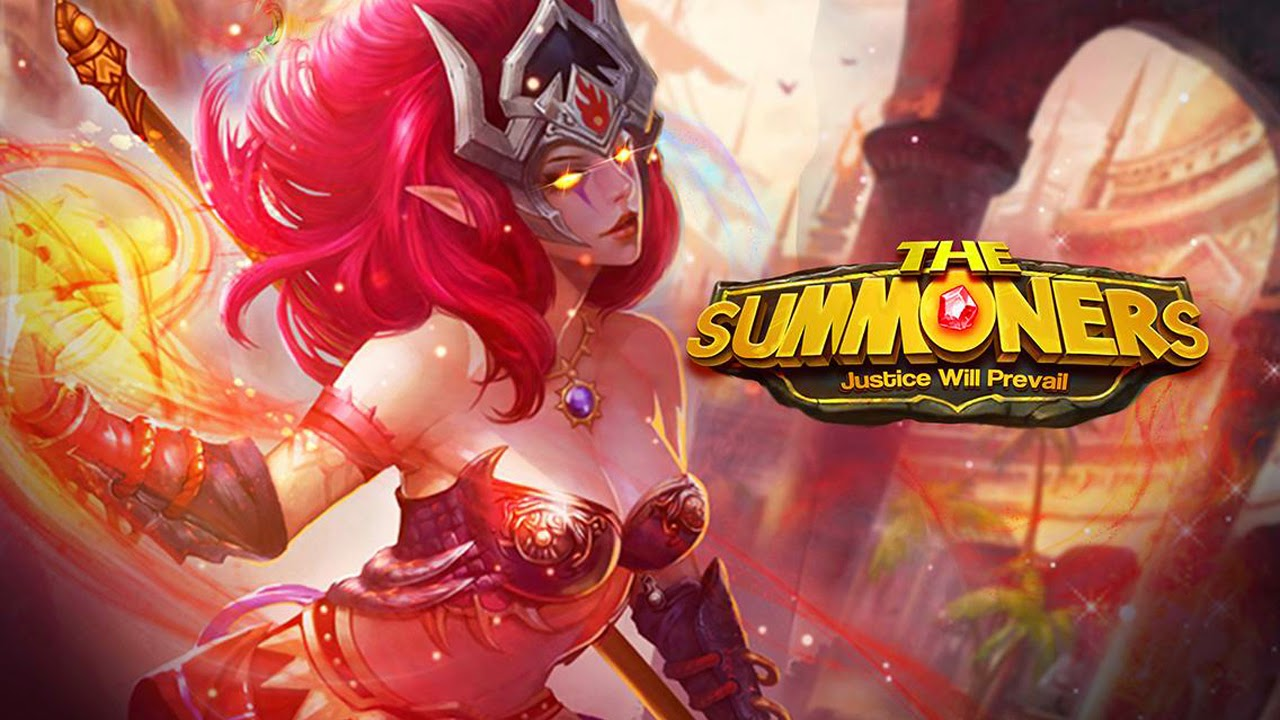 The Summoners Gameplay IOS / Android