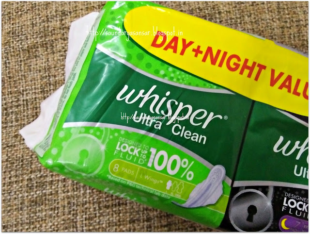 Whisper Ultra Day-Night Value Pack