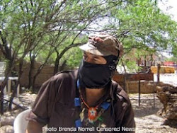 Zapatistas Marcos speaks out for political prisoners Gomez, Peltier, Jamal, Manning, Assange, more