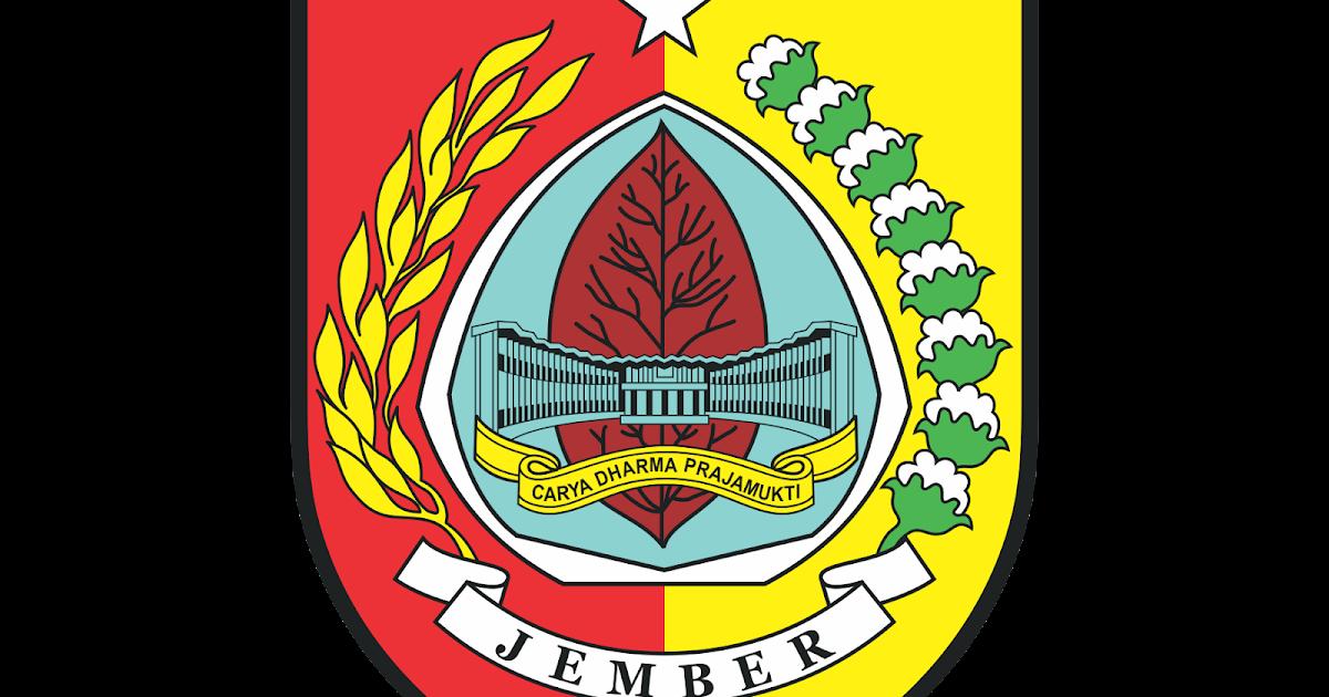 Kabupaten Jember Logo Vector Format Cdr Ai Eps Svg Pdf Png